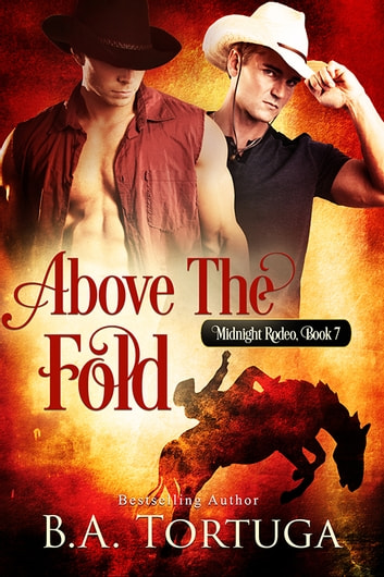 Above the Fold ebook by BA Tortuga