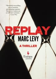 Replay ebook by Marc Levy
