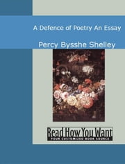 a comparison between the republic by plato and a defense of poetry by shelley Equally rigorous and systematic remarks about the differences between poetry and other art forms, such as music and painting, would be in order, as would reflection on the relation between orally delivered poetry (indeed, if we are to include performance, poetry that is in one way or another enacted) and poetry communicated through the written.