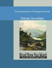The Adventures Of Peregrine Pickle ebook by Smollett,Tobias