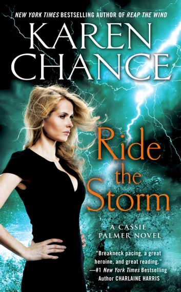 Ride the Storm ebook by Karen Chance
