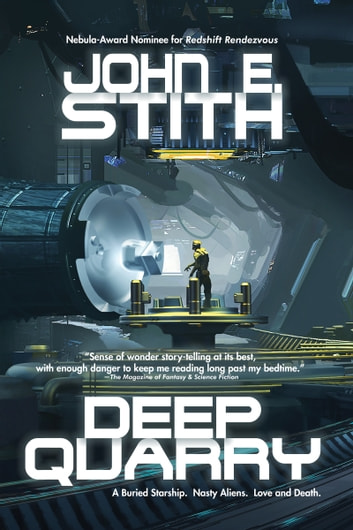 Deep Quarry ebook by John Stith