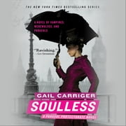 Soulless audiobook by Gail Carriger