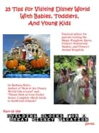 25 Tips for Visiting Disney World With Babies, Toddlers, and Young Kids ebook by Barb Nefer