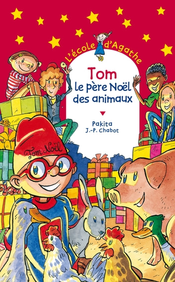Tom le père Noël des animaux ebook by Pakita