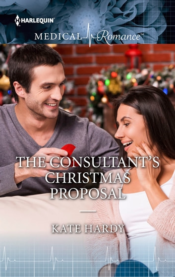 The Consultant's Christmas Proposal ebook by Kate Hardy