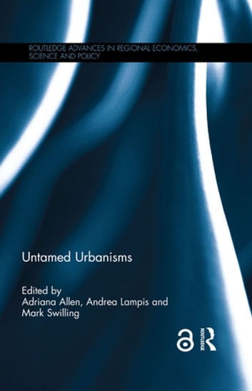 Untamed Urbanisms (Open Access) 電子書 by