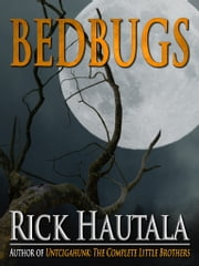 Bedbugs ebook by Rick Hautala