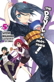 The Devil Is a Part-Timer!, Vol. 5 (light novel) ebook by Satoshi Wagahara, 029 (Oniku)