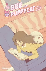 Bee and PuppyCat #5 ebook by Tait Howard, Madeline Flores, Ian McGinty,...