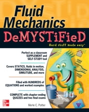 Fluid Mechanics DeMYSTiFied ebook by Merle Potter