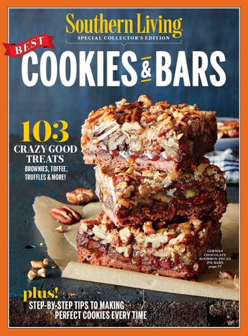 Southern Living Best Cookies Bars