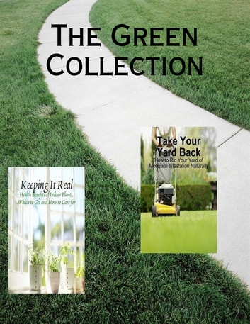 The Green Collection ebook by M Osterhoudt