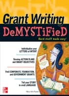 Grant Writing DeMYSTiFied ebook by Mary Ann Payne
