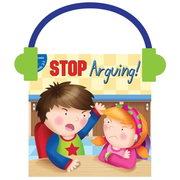 Stop Arguing! audiobook by Gladys Moreta,Bob Reese