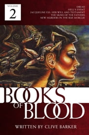 Books of Blood, Vol. 2 ebook by Clive Barker