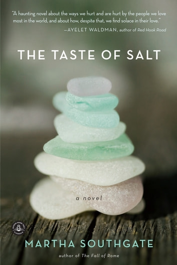 The Taste of Salt ebook by Martha Southgate