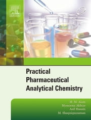 Textbook of Practical Analytical Chemistry ebook by Mumtaz Alam,Mymoona Akhtar,Hasan Asif