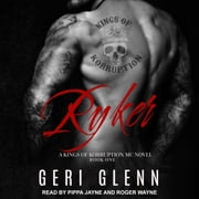Ryker audiobook by Geri Glenn
