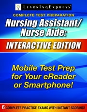 Nursing Assistant / Nurse Aide Exam ebook by Learning Express Llc