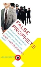 False Prophets ebook by James Hoopes