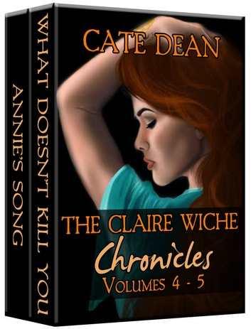 The Claire Wiche Chronicles Volumes 4-5 ebook by Cate Dean