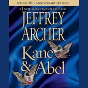 Kane and Abel audiobook by Jeffrey Archer