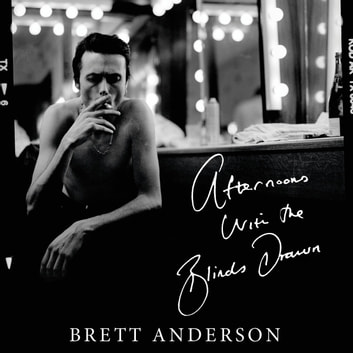 Afternoons with the Blinds Drawn audiobook by Brett Anderson