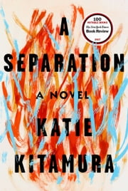 A Separation - A Novel ebook by Katie Kitamura