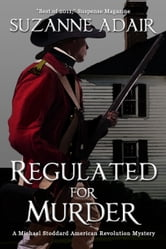 Regulated for Murder ebook by Suzanne Adair