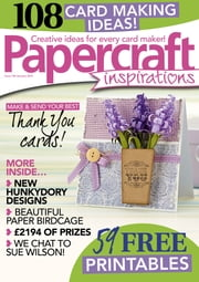 Papercraft Inspirations - Issue# 134 - Future Publishing Limited magazine
