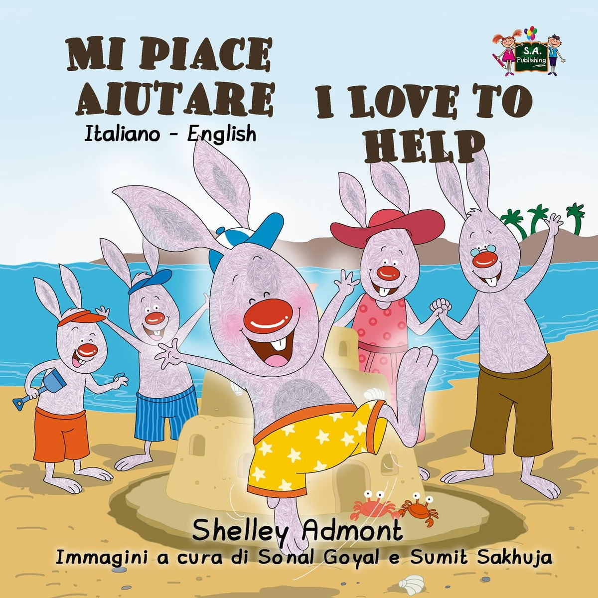 Mi Piace Aiutare I Love To Help Ebook By Shelley Admont