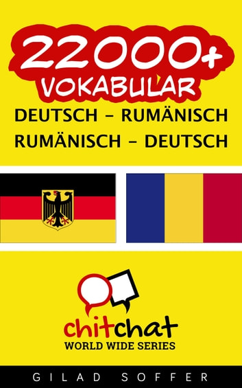22000+ Vokabular Deutsch - Rumänisch ebook by Gilad Soffer