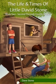 The Life & Times of Little David Stone: Book Two - Second through Fourth Grades ebook by Dave Stone