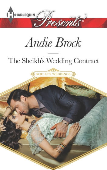 The Sheikh's Wedding Contract ebook by Andie Brock