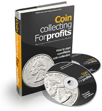Coin Collecting For Profits ebook by Anonymous