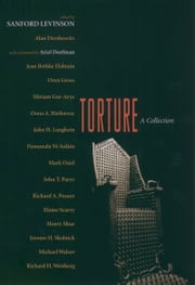 Torture: A Collection ebook by Sanford Levinson