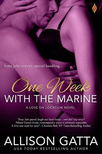 One Week with the Marine ebook by Allison Gatta