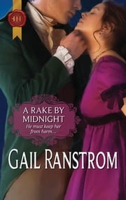 A Rake by Midnight ebook by Gail Ranstrom
