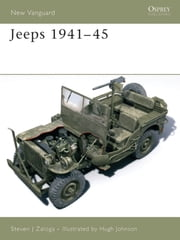 Jeeps 1941?45 ebook by Steven J. Zaloga