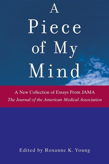 A Piece of My Mind ebook by