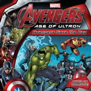 Marvel's Avengers: Age of Ultron: Avengers Save the Day ebook by Kirsten Mayer