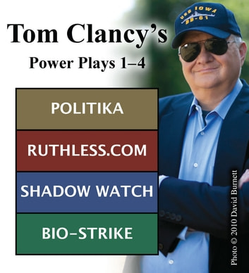 Tom Clancy's Power Plays 1 - 4 ebook by Tom Clancy