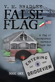 FALSE FLAG - A fog of consipracy darkens Cape Cod ebook by V.M. Bradley