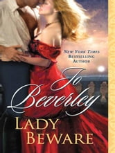 Lady Beware - A Novel of the Company of Rogues ebook by Jo Beverley