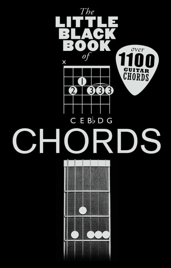 The Little Black Book of Chords ebook by Wise Publications
