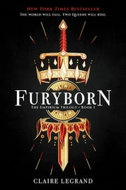 Furyborn ebook by Claire Legrand