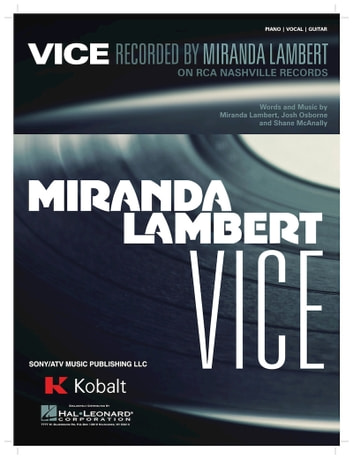 Vice eBook by Miranda Lambert - 9781540016997 | Rakuten Kobo