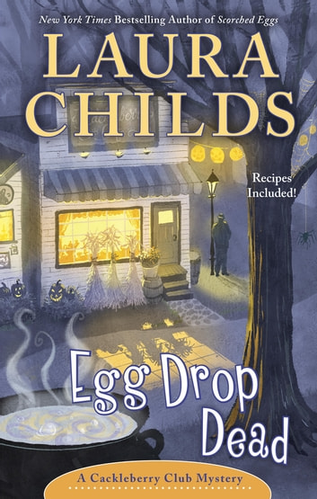 Egg Drop Dead ebook by Laura Childs