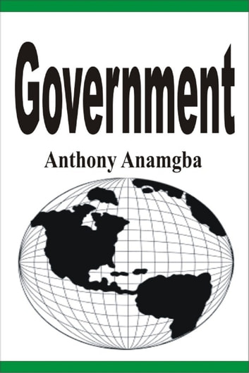 Government ebook by Anthony Anamgba